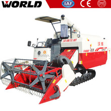 Agricultural Machinery 88HP Small Mini Rice Wheat Combine Harvester