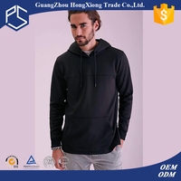 Factory customized high quality pullover blank men zipper bulk hoodies