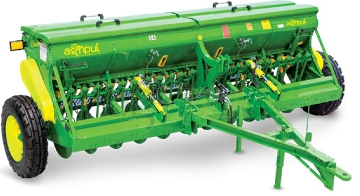Combinedl Seed Drill