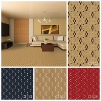 Guestroom High Pile Wall To Wall Carpet Colors