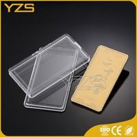 Shenzhen Factory custom gold bar