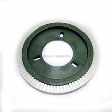 Hot sale textile machinery Spinning brush and Texitile scouring machine parts made in china