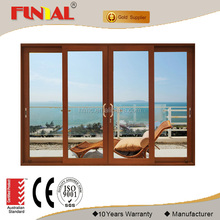 Australia standard marine grade powder coating aluminum doors and windows for house