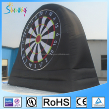 Giant Inflatable Dart Board Outdoor Inflatable Soccer Darts Board