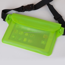 new design convenient pvc waterproof phone waist bag for Outdoor Sports