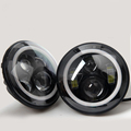 HANTU low MOQ New design used cars round led driving light