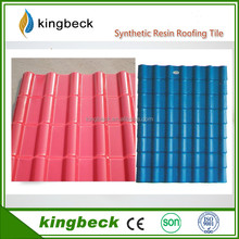 PVC Roof Tile with ASA Coated, Trapezoid tile