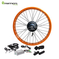 Aimos/OEM 48V1500W electric bike conversion kit,ELECTRIC BRUSHLESS MOTOR BICYCLE ENGINE KIT 80CC