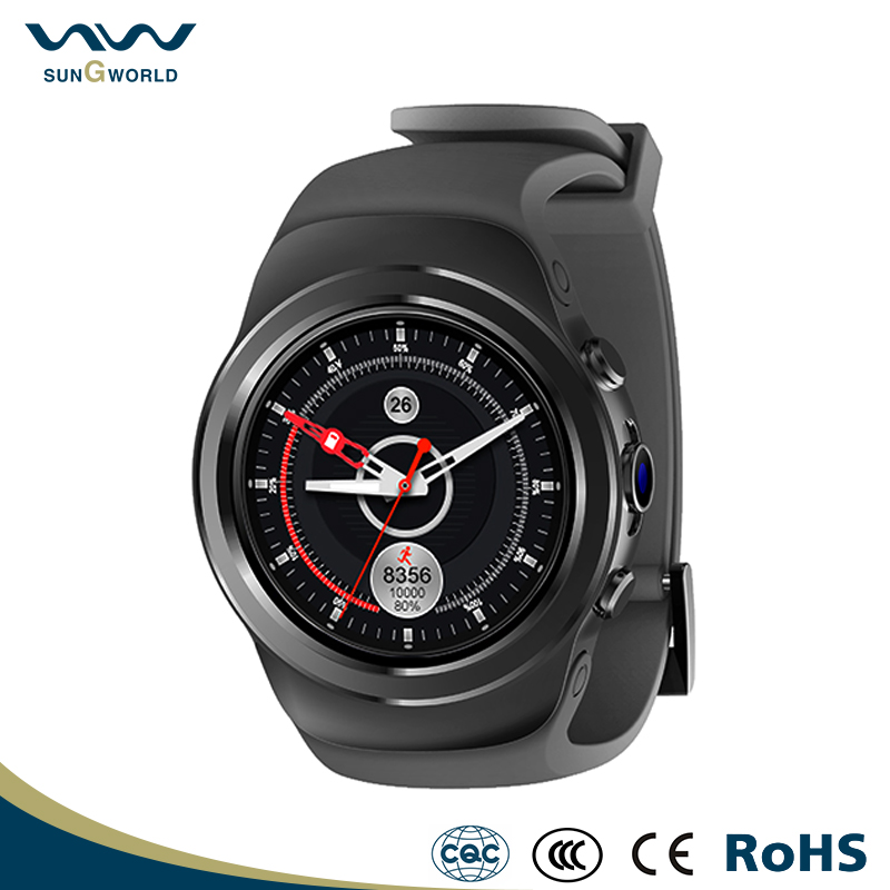 China Manufacturer long standby time remote control camera smart watch W28