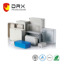 IP65 Plastic Weatherproof Enclosure Project Case Cover Electrical Junction Box
