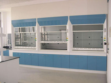 Steel wood Chemical fume hood/chemical testing fume cabinet/ laboratory fume hood SUPER FASTEST DELIVERY