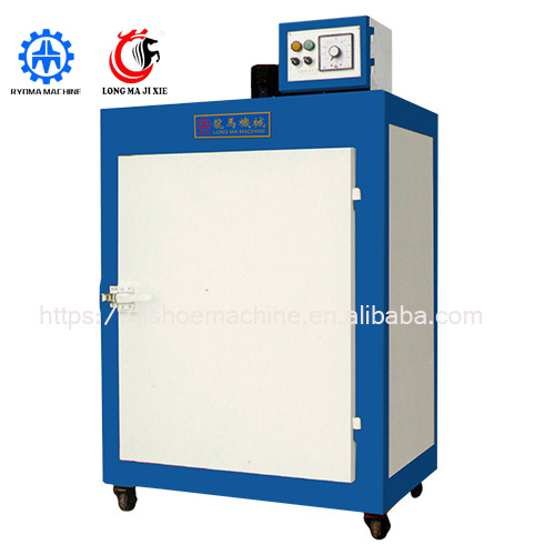 Standing hot air convection drying case