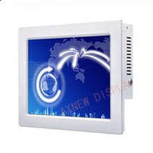 1280X1024 Industrial Touch Panel PC 19 Inch Touch Screen LCD Monitor