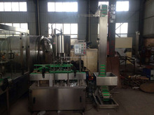 Automatic bottle cap making machine with long-term technology support