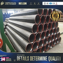carbon steel pipe price per ton ! welded steel tubing cement lined steel pipe products