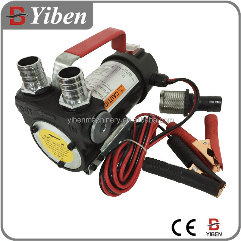 YB-40S DC 12v electric fuel transfer pump