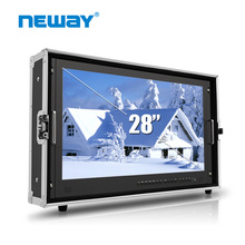 28 inch Widescreen Carry-on 4K HD SDI Broadcast Monitor
