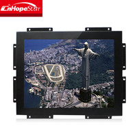 Industrial used 17 inch open frame lcd monitor with HD for ATM Embedded