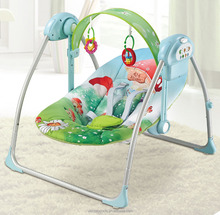 Baby electric swing with new design