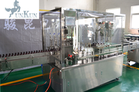Automatic pharmaceutical Liquid Filling capping Machine