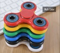 2017 multi color design finger spinner hand fidget plastic edc