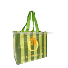 140gsm pp woven matt laminated shopping tote bags