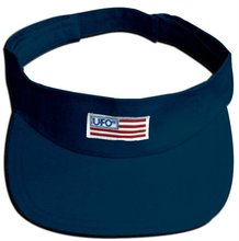 fashion sports golf adjustable leather sun visor