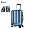 New Style High Quality Competitive Price Factory USB Charging Brake Wheels PC Travel suitcase Smart Luggage