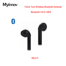 TWS wireless music speaker earphone / earbuds /headset for mp3 player