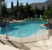 YL Cheap safety portable temporary pool fence