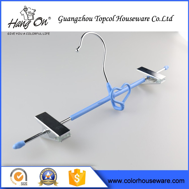 Plain Wire Hanger For Laundry , Galvanized Wire Hanger For Laundry Product