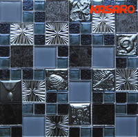 2014 new design beautiful mosaic tile ,free mosaic pattern, free mosaic flower patterns KGS-F3001