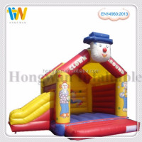 popular Inflatable bounce water sport jumping castle outdoor toy for kids