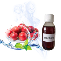 100% natural fruit Hawthorn fruit flavors for vape juice with factory price