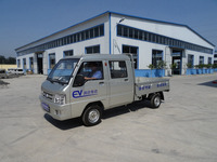 Electric Cargo Truck with 4 seats(RL-2A)