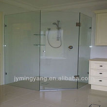 tempered frosted glass with csi (MY 2013-0263)