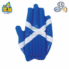 PVC Customizable LOGO Giant cheer promotion inflatable hand
