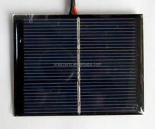 Small photovoltaic PET laminated Polycrystalline Solar PV Modules for Toys