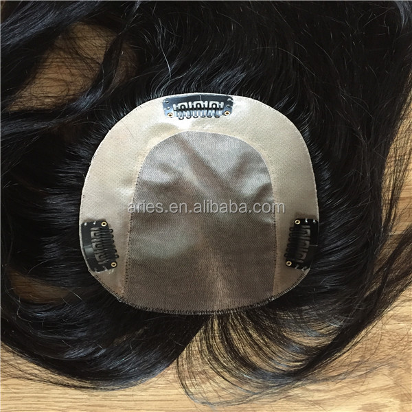 Discount Hot Selling Human Hair remy hair topper