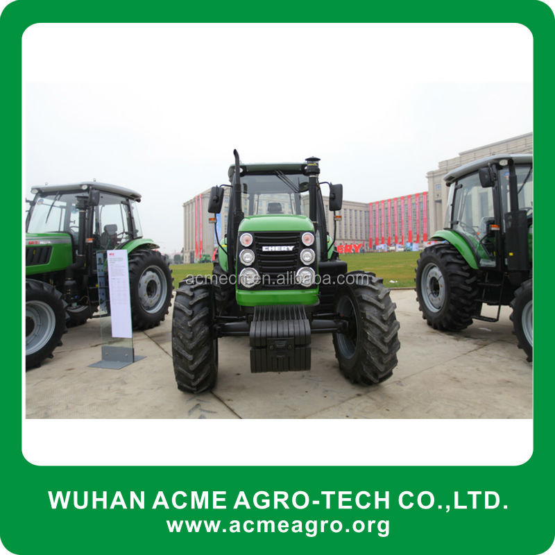 Professional cheap 125-165Hp Farm Tractor made in China