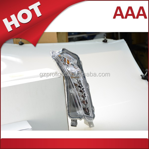 Camry 2015 Day Run Light Lamp From 25 Years Manufacturer In China_ TY016F