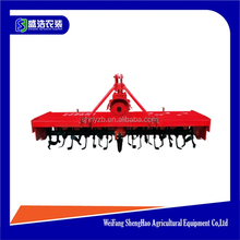 Farming Agriculture Machinery Equipment Rotoculteur Pour Tracteur Rotavator Price List