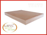 AHYL Factory Commercial Plywood Manufacturer/Pencil Cedar Kuering Bingtangor Birch Okoume Plywood