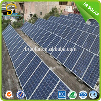 High Efficient Modern transparent solar panel