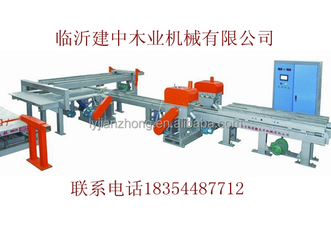 automatic wood saw cutting machine/wood based panel cutting saw