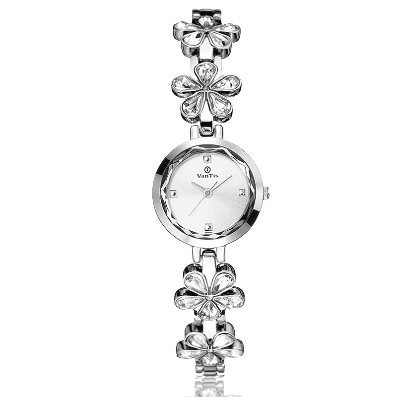 2016 new stainless steel lady watch fancy crystal watch for women wholesale women watches