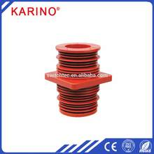 40.5kv High voltage epoxy resin shielding bushing, shielding sleeve
