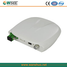 CATV FTTH AGC Micro Home Optical Node