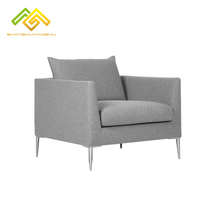 Living room <strong>furniture</strong> chair modern single seater sofa