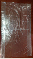 LDPE/ HDPE garment covers clothes bag for exporting/ Packing protection clothes bag high quality